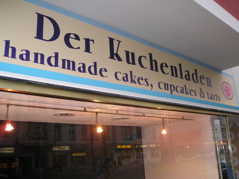 Der Kuchenladen I Like It